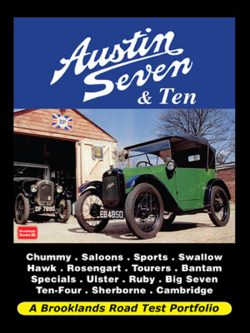 Austin Seven & Ten Road Test Portfolio