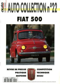 Auto Collection n°22 Fiat 500
