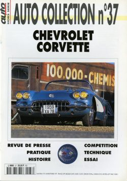 Chevrolet Corvette Auto collection n°37