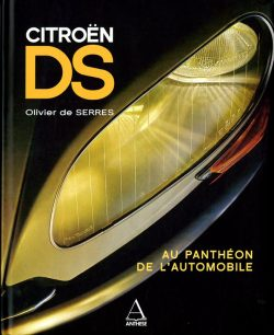 CITROËN DS - Au Panthéon de l'Automobile