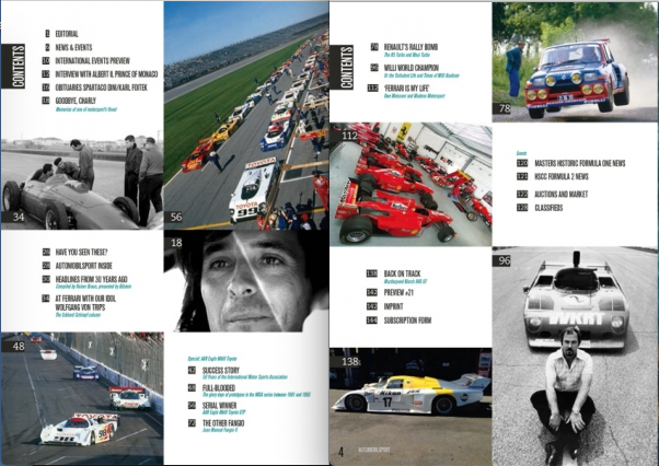 Automobilsport n°20 - avril/mai/juin 2019