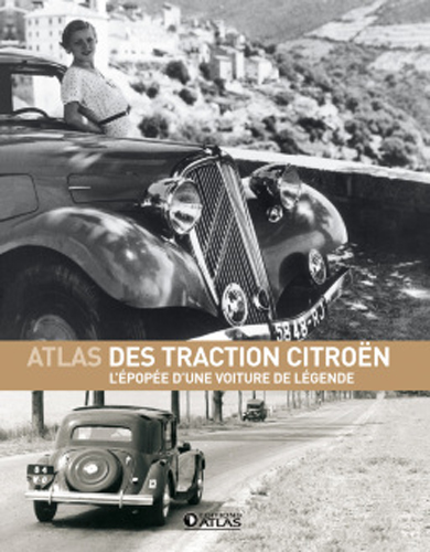 Atlas des Traction Citroën