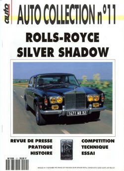 Rolls-Royce Silver Shadow autocollection n°11