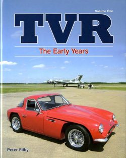 TVR The early years (volume 1)