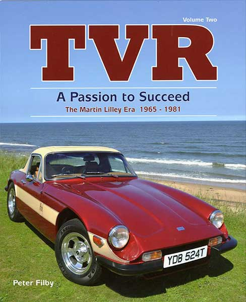 TVR A Passion to Succeed (volume 2)