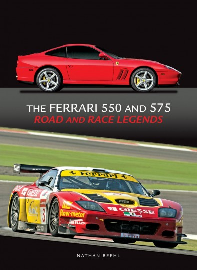 Ferrari 550 and 575 Rpad and Race Legends