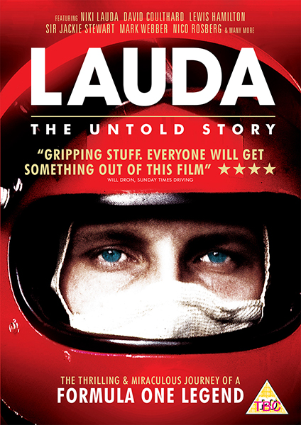 Lauda - The untold story DVD
