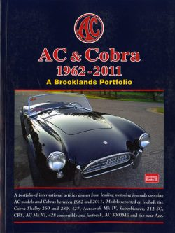 AC & Cobra 1962-2011 a Brooklands portfolio