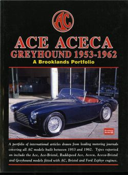 ACE ACECA Greyhound 1953-1962