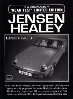 Jensen Healey - Road Test Limited Edition
