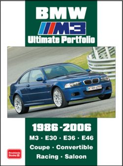 BMW M3 Ultimate Portfolio 1986-2006