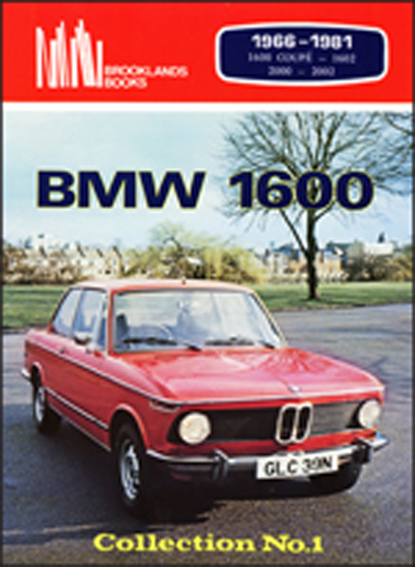 BMW 1600 1966-1981 Collection No 1