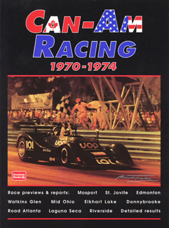 Can-Am Racing 1970-1974