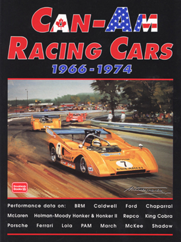 Can-Am Racing Cars 1966-1974