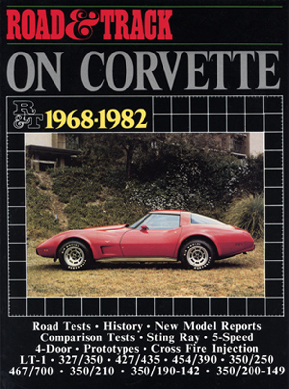 Road & Track On Corvette 1968-1982