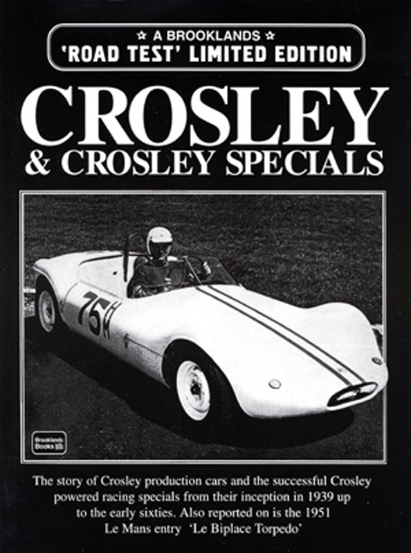 Crosley & Crosley Specials Limited Edition   £10.95