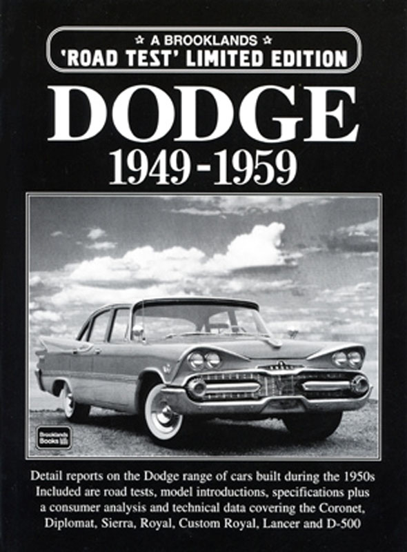 Dodge Limited Edition 1949-1959