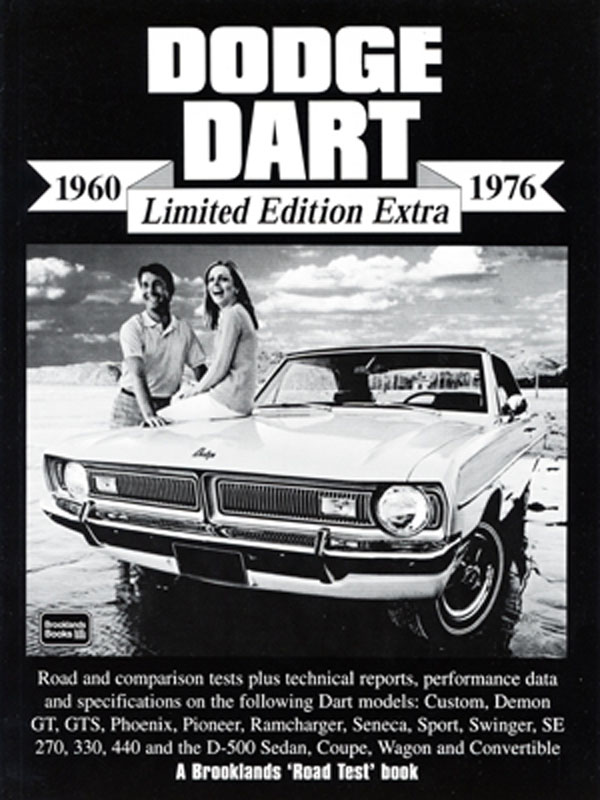 Dodge Dart 1960-1976 Limited Edition Extra