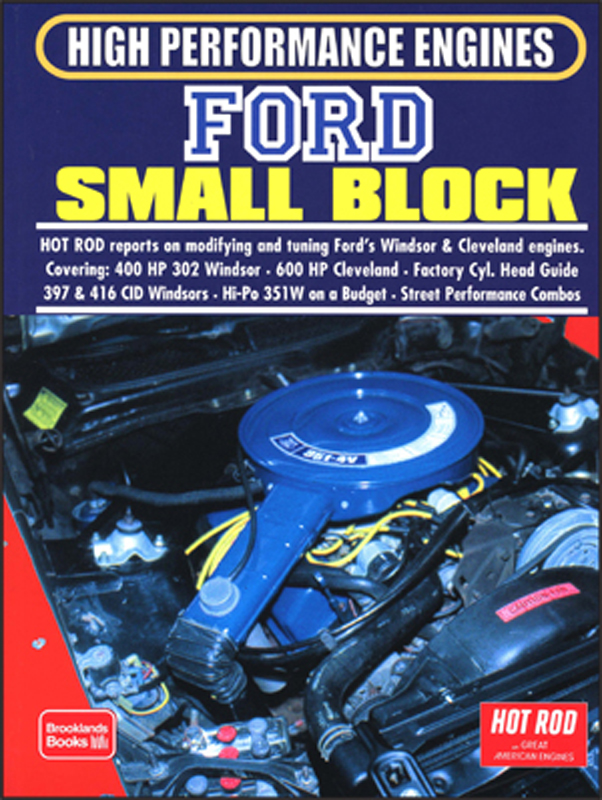 High Performance Engines Ford Small Block
