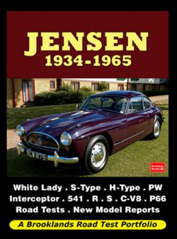 Jensen 1934-1965 Road Test Portfolio