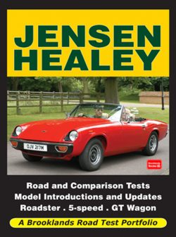 Jensen Healey Road Test Portfolio