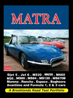 MATRA Road Test Portfolio