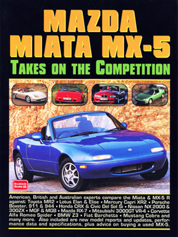 Mazda MX-5 Takes on the Competition