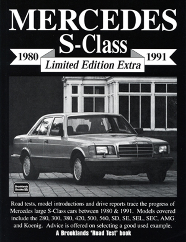 Mercedes S-Class Limited Edition Extra 1980-1991