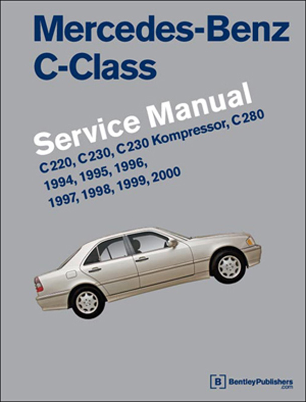 Mercedes-Benz C Class (W202) Service Manual 1994-2000