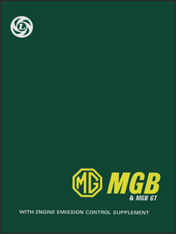 MGB & MGB GT Workshop Manual