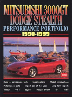 Mitsubishi 3000GT & Dodge Stealth Performance Portfolio 1990-1999
