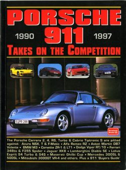 Porsche 911 Takes on the Competition 1990-1997