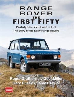 Range Rover, The First Fifty