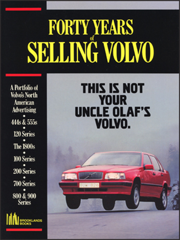 Forty Years of Selling Volvo