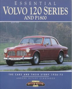 Essential Volvo 120 series and P1800