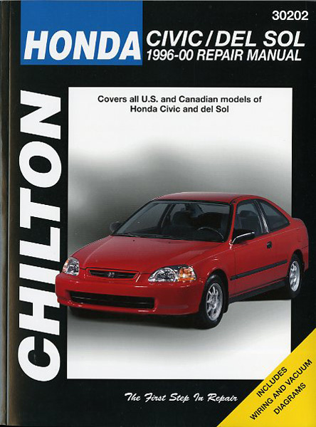 Honda Civic/Del Sol 1996-2000 repair manual