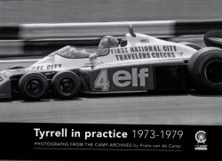 Tyrell in Practice 1973-1979