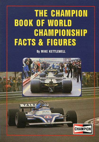 The Champion Book of World Championship Facts & Figures