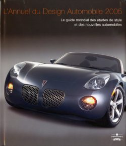 L'annuel du design automobile 2005