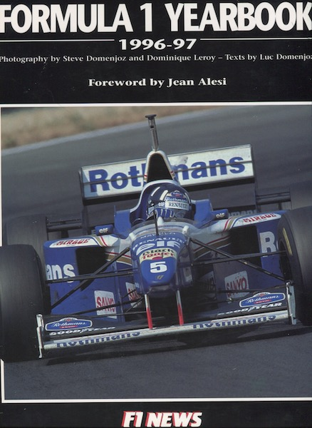 Formula 1 Yearbook 1996/1997