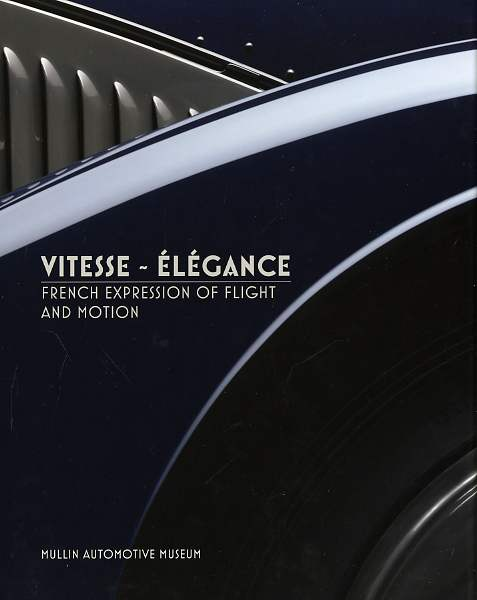 Vitesse - Elegance French expression of flight and motion