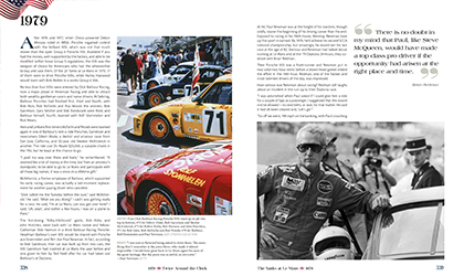 Twice Around The Clock: The Yanks At Le Mans