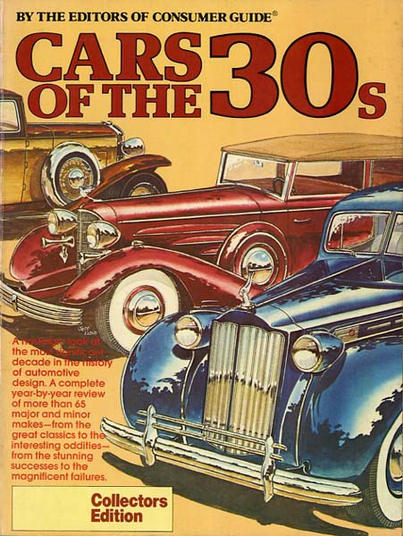 Cars of the 30s