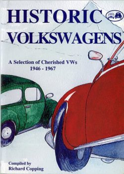 Historic Volkswagens a selection of cherished VWs 1946-1967