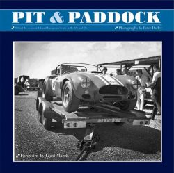 Pit & Paddocks : Behind the scenes at UK and European circuits in the 60s and 70s