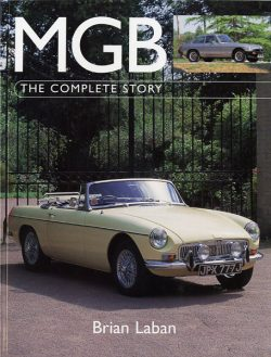 MGB The complete story