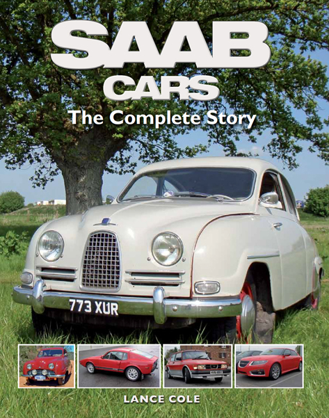 Saab cars - The Complete Story