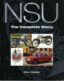 NSU - The complete story