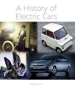 A History of Electric Cars