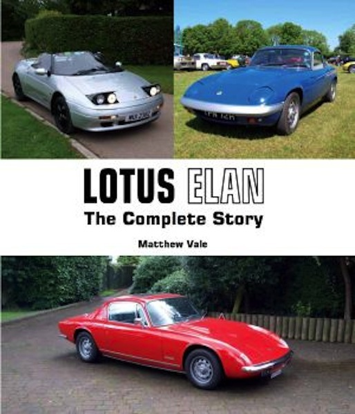 LOTUS ELAN, the complete story